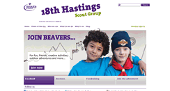 Preview of 18thhastingsscouts.org.uk